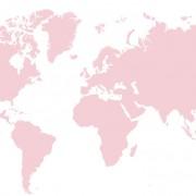 Wereldkaart Istobal