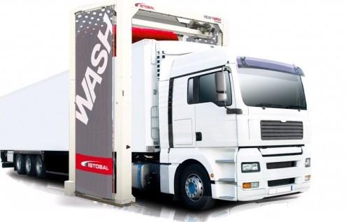 Heavywash Progress bus- en truckwash