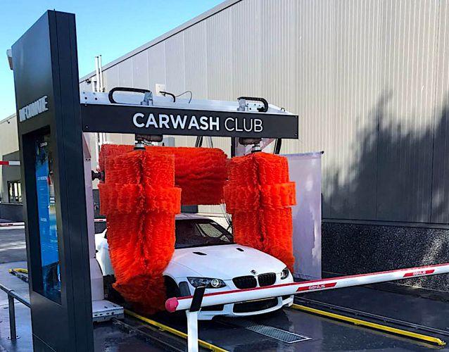 Carwash Club Arnhem Fuelwash EenzetCarwashh